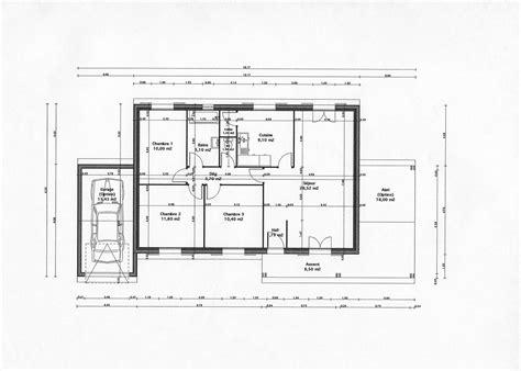 idée maison plain pied 3477 plan de maison plain pied gratuit a telecharger fe46