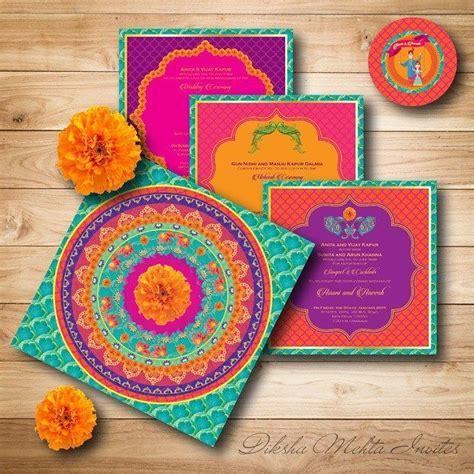 creative wedding invitation cards india 17 best images about wedding cards on wedding