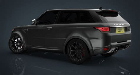 two door range rover anyone care for a true two door range rover sport coupe