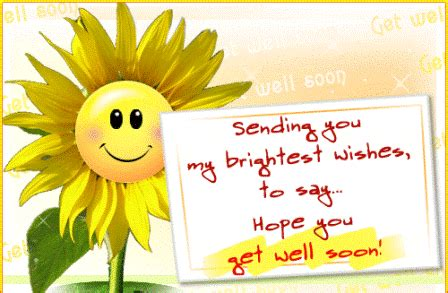 Get Well Soon Quotes To by Get Well Soon Messages