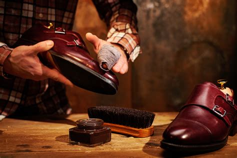 how to maintain leather shoes bags in great shape