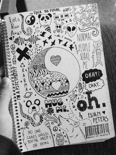 define doodle book this was just a random doodle i decided to draw in class