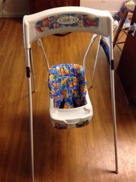 80s baby swing graco high chair late 80 s baby favorites