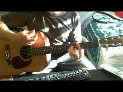 my chemical romance acoustic my chemical romance cancer acoustic cover guitar