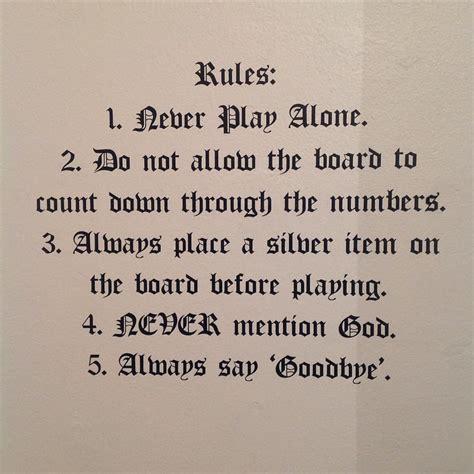 printable ouija board instructions wigi board rules www imgkid com the image kid has it