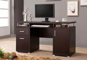 Modern Style Computer Desk Bongo Contemporary Style Office Desk