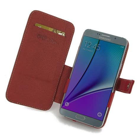 Flip Cover Casing Samsung Galaxy Note 5 Xlevel Xtreme Leather samsung galaxy note 5 leather flip cover pdair book