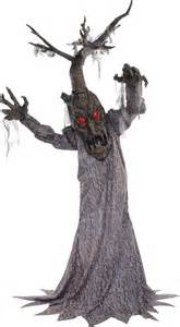 Halloween Animated Props Life Sized Deadwood Haunted Tree Animated Prop 328669 Trendyhalloween Com