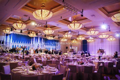 layout ballroom hotel mulia jakarta exquisite chapel lightworks