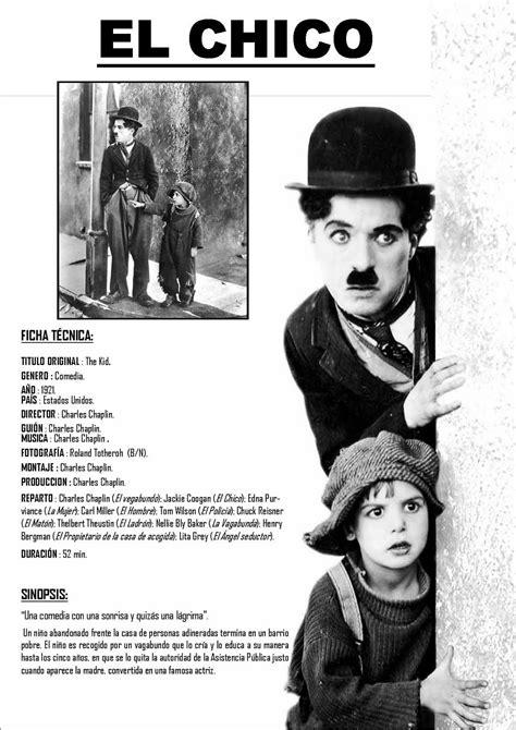 biography charles chaplin en ingles la filmoteca de sant joan d alacant el chico de charles