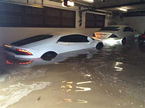 lamborghini in san diego flooded lamborghini huracan in san diego gets new