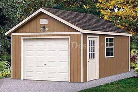 garage shed workshop building project blueprints
