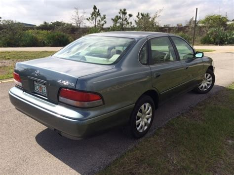 service manual how does cars work 1997 toyota paseo electronic toll collection 1997 toyota service manual how does cars work 1997 toyota avalon user handbook buy used 1997 toyota