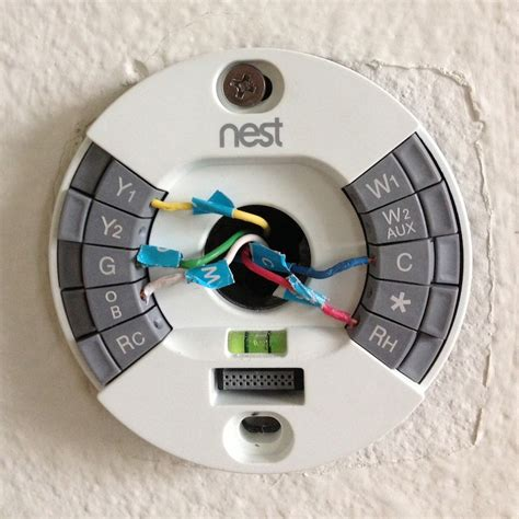 nest thermostat wiring heat heat thermostat