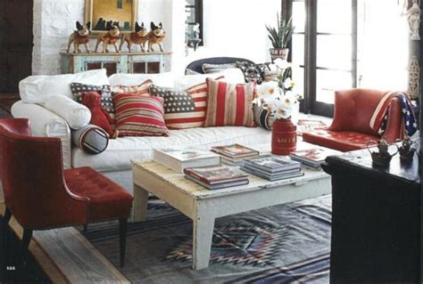 Americana Home Decor by Americana Home Style Not Just For July 4th Anymore