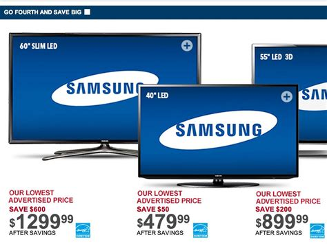 best buy tv deals july is prime tv buying time and these tips can help you