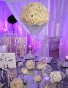 Clear Beads For Vases 25 Best Ideas About Martini Glass Centerpiece On