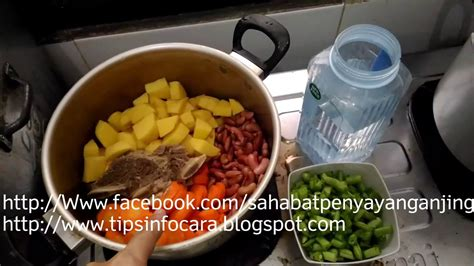 membuat makanan anjing buatan rumah dog food homemade