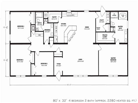 craftsman style modular homes floor plans