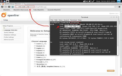 membuat web server sendiri menggunakan speedy membuat server jabber menggunakan nama domain sendiri rf