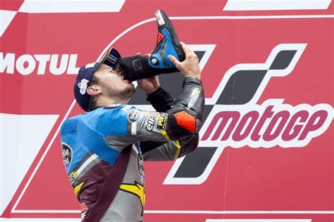 Sepatu Ap Boots Grand Prix miller masters treacherous assen track for maiden motogp win daily mail