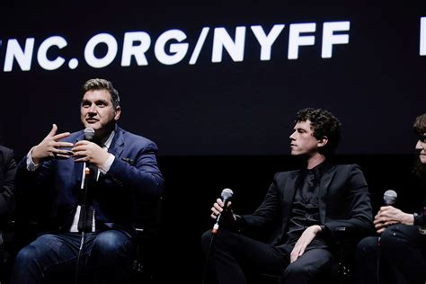 film cowboy new york thomas bidegain and finnegan oldfield photos photos zimbio