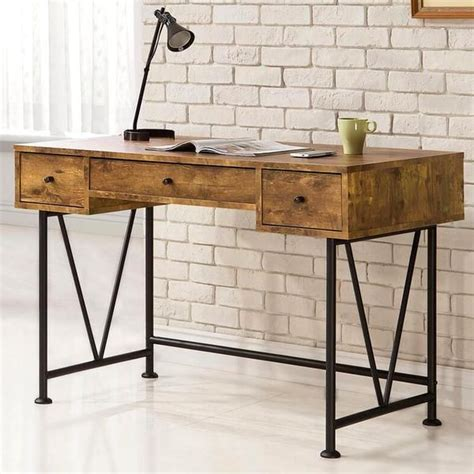 mid century desk with drawers 1000 ideas about modern office design on