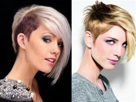 cortes de pelo largo y corto con flequillo youtube cortes de pelo de mujer para pelo corto primavera verano