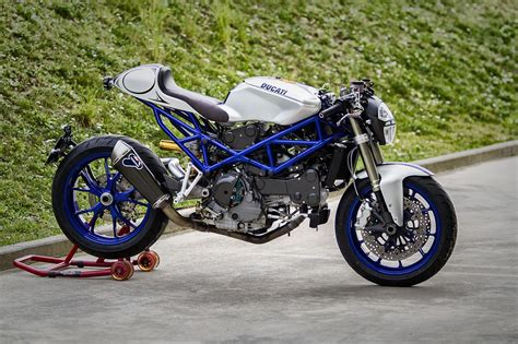 Ducati St4 Motorrad Umbau by This Is My Ducati St4 Cafe Racer Ducati Ms The