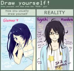 Draw Yourself Draw Yourself Meme By E Mika Zg On Deviantart