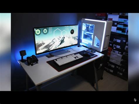 pc gaming setups 1000 ideas about pc gaming setup on pinterest gaming