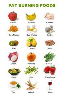 Foods that help burn fat and calories how to lose all my body fat