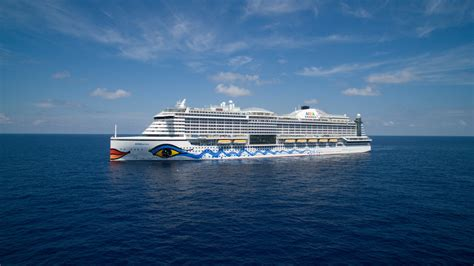 Aidaprima Deckplan 5 by Shell To Fuel Aida Cruises Lng Liners Lng World News