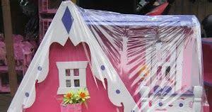 toko mainan  jual rumah rumahan barbie