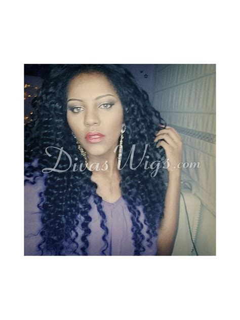 Quen Shop Prof Spiral Curly spiral curls curly human hair lace wig curly cc036 shop by hairstyle divaswigs