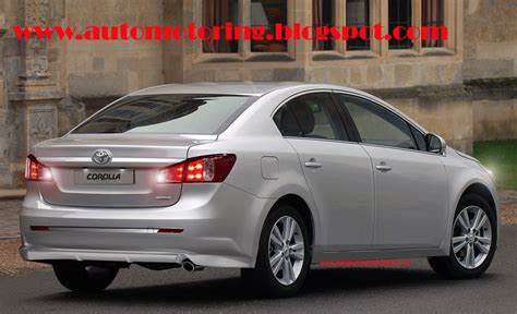 Toyota Corolla Dimensions 2014 2014 Toyota Corolla Sedan Specs Autos Post