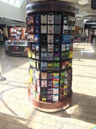 Mall Gift Card - is the simon mall gift card kiosk nirvana maybe