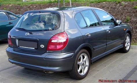 nissan almera 2002 2002 nissan almera 1 5 91 cui gasoline 66 9 kw 128 nm