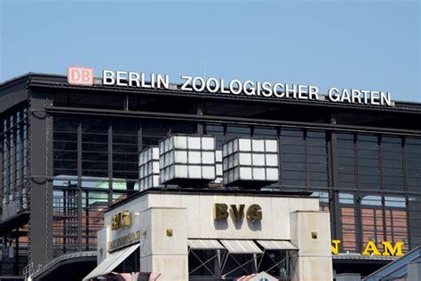Zoologischer Garten Berlin Bahnhof by Bahnhof Berlin Zoologischer Garten Formerly The Railway Station For West Berlin Photo
