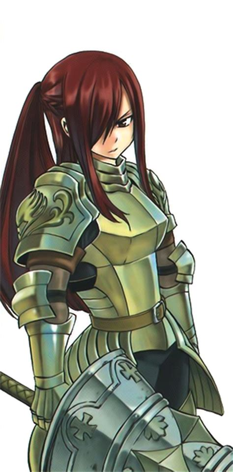 Piercing Armor - Fairy Tail Wiki, the site for Hiro ... Erza Scarlet Armor Types
