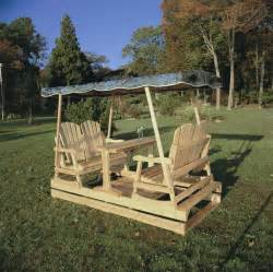 Bathroom Vanitiy Pin Picnic Table Plans Build A Square Or Octagon Wood On