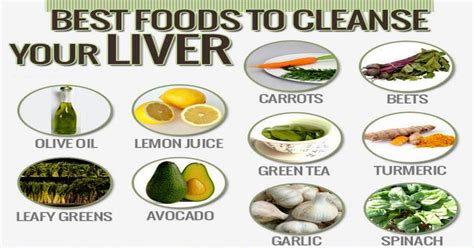 Healthy Food For Liver Detox by 14 Best Foods You Can Eat Every Day To Cleanse Your Liver