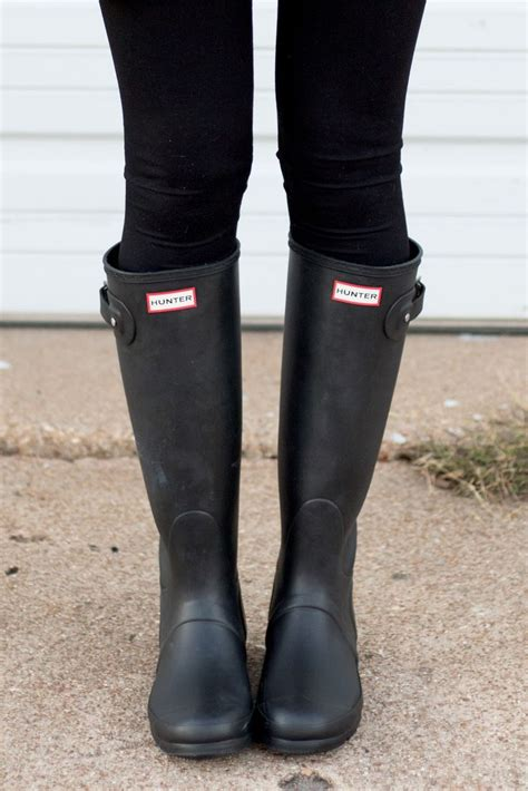 matte black wellies best 25 black boots ideas that you will like on