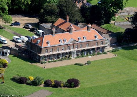 anmer hall in norfolk kate splashes out 163 1 5million to turn historic home into a