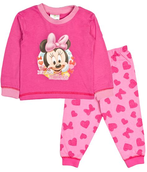 Pajamas Mickey Pp by Baby Boys Pyjamas Toddlers Disney Mickey Minnie