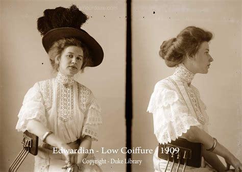 El cabello a través de las décadas: 1900 1910
