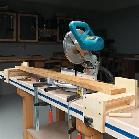 mitre bench 10 best images about workshop miter saw tables on