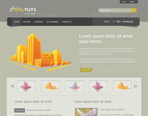 photoshop web design layout tutorials from 2010 noupe photoshop web design layout tutorials from 2010 noupe