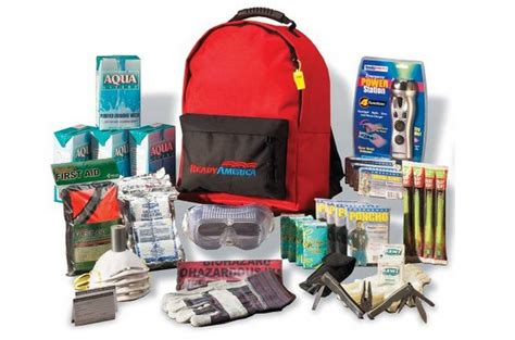 10 Day Disaster Emergency Survival Kit Bug Out Bag Earthquake Food W bug out bag emergency survival kit how to make one
