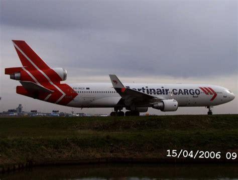 martin air cargo ph mcr in amsterdam flugzeug bild de